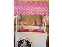 Candylicious cart hire
