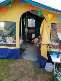 4-6 Person Trailer Tent