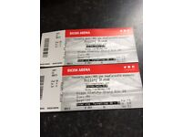 Pair Of Rolling Stones Tickets June 2 Coventry Ricoh Arena