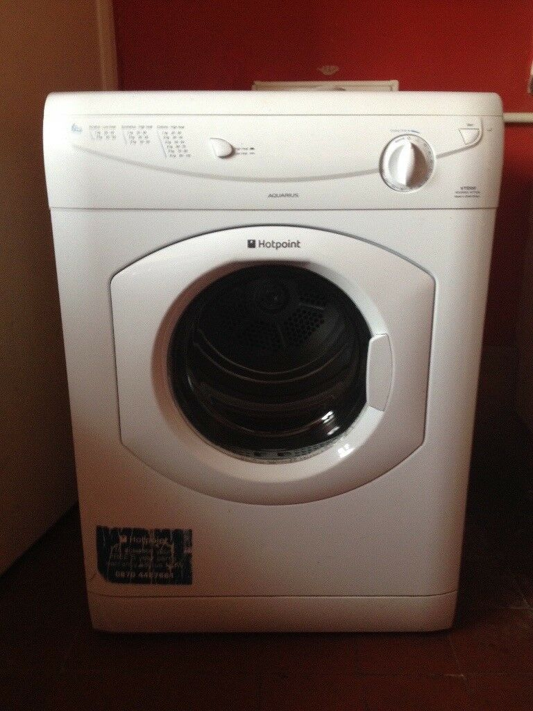 6kg hotpoint tumble dryer