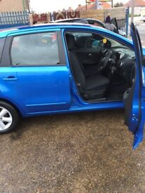 Very nice automatic Nissan note for quick sale and serious buyers £1850