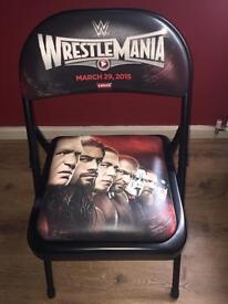 WWE Wrestlemania 31 Ringside Chair