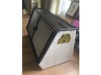 Lintran DB1 Dog Car Boot Box Crate
