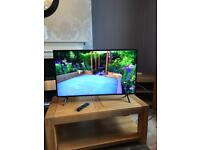 Samsung 40inch led 4K Android tv built in freeview hd brand new