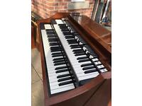 Hammond A100 Tonewheel organ