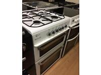 Flavel 60cm gas cooker (fan oven)