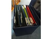 Metal box file