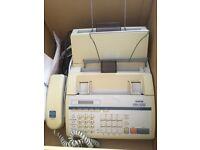 Brother Fax Machine/Phone