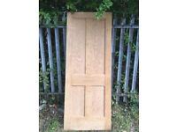 Pine Internal door