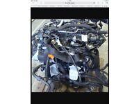 Skoda Octavia mk2 golf mk6 seat Leon 1.6 tdi cay engine done 70k