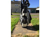 Power Caddy cart bag for sale