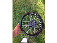 Pit Bike Wheel