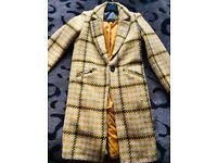 Papaya coat size 8