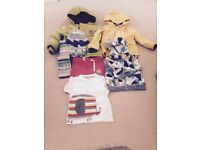 Baby boy clothes bundle 6-18 months