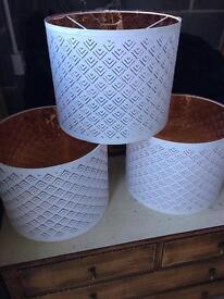 Ikea lampshades new £15 each