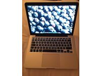 Macbook Pro (Early 2015) - perfect condition - very low usage - 128GB