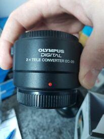 Oylmpus lens