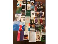 French literature and text books