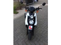 Excellent Scooter £950 Heated Grips+ Tucano Urbano Leg Cover+ Rear Rack Yamaha