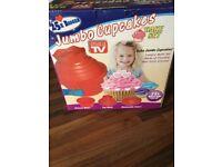 Silicone Jumbo Cupcake Mould