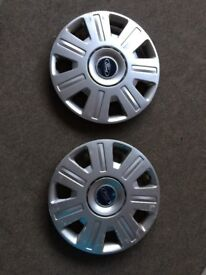 """Ford Mondeo Genuine/ Official 16"""" Wheels trims - BARGAIN RRP £59"""