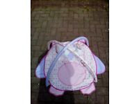 Variuos items for small baby to toddler, car seat perfect only used to bring baby home from hospital