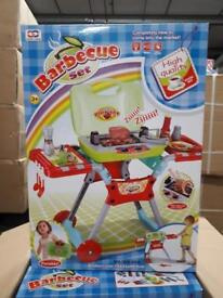 Barbecue set for kids