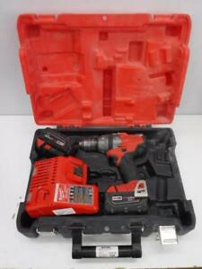 Milwaukee M18 Fuel Hammer Drill/Driver - We Buy and Sell Pre-Owned Tools - 116564 - JV716405