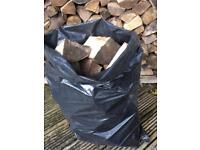 LOGS FIRE WOOD Delivered TODAY Didsbury