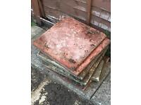 Free old paving slabs