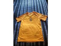 Boys sports bundle ( Adidas, Messi & Nike ) 9-10 years