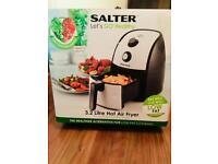 Salter Air Fryer 3.2 litre.