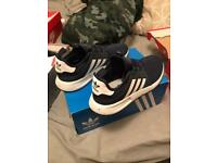 Adidas X_PLR trainers Not Nike