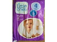 Unopened brand new size 4 nappies