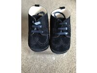 Used Boy christening shoes