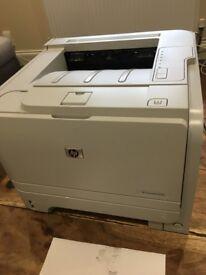 HP LASERJET PRINTER P2035 (MONO) INC. TONER - ONLY £10