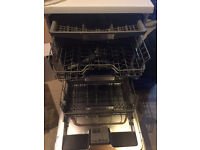 Siemens dishwasher - 14 place settings. Model Number SN26M290GB