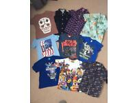 24 boys clothing lot 7 8 years