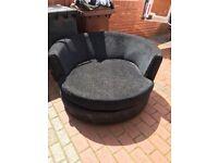 M & S Cuddle Chair