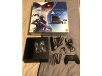 Sony PlayStation 4 Bundle 500GB - PS4 - Camera - Controller