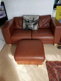 2 seater sofa and futon