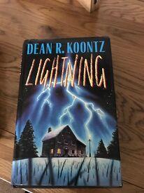 50 x Dean koontz Books For sale