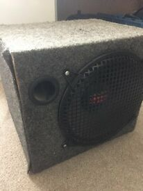 "Boxed 12"" Subwoofer Earthquake BR12 200W RMS, 400W Peak £40 Chatham Kent."