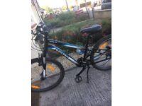 """Boys Specialized 24"""" bike"""