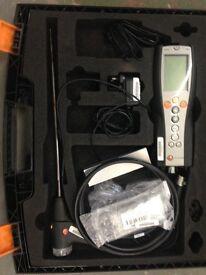 Testo 340 Gas Analyser