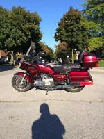 1986 GL1200 Interstate Certified $3,000
