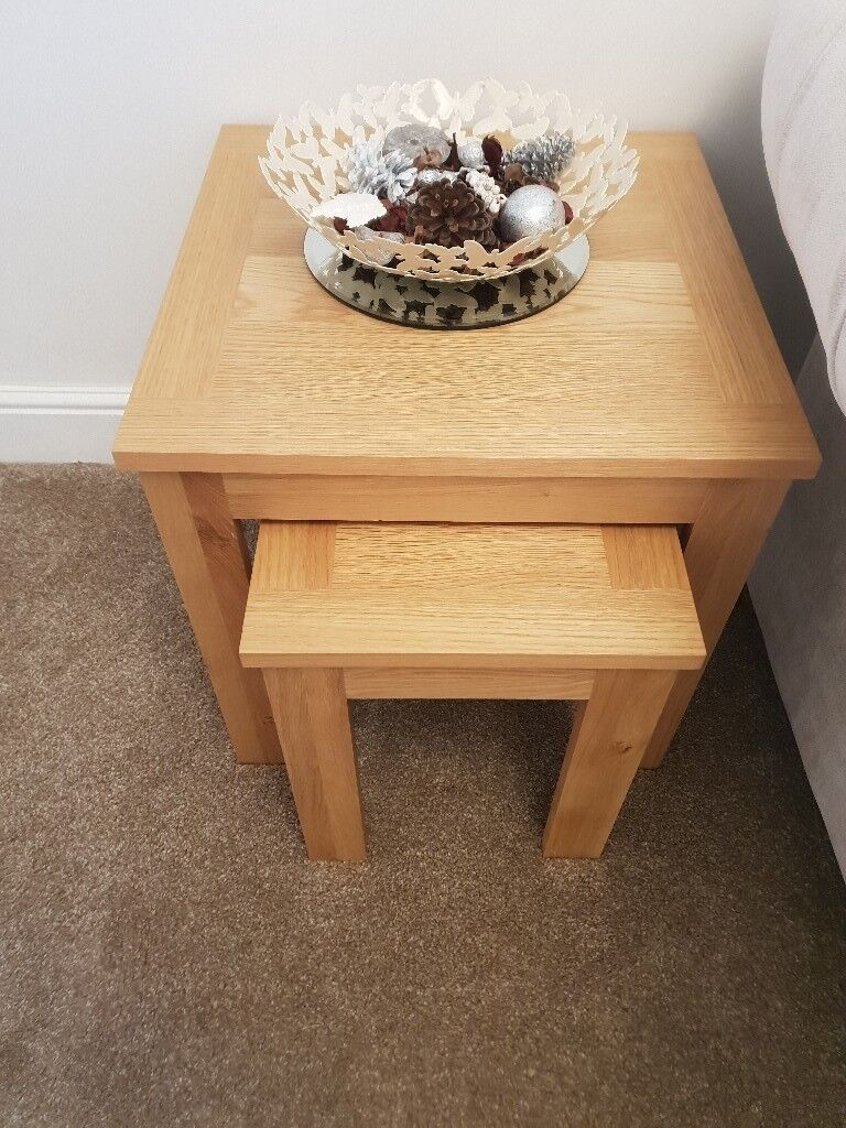 Homebase Nest Of 2 Tables In South Shields Tyne And Wear Gumtree