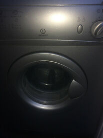 INDENSIT tumble dryer silver color...free delivery