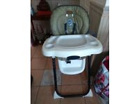 Fisher price high chair
