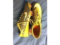 Nike superfly size 9. Firm ground football boots